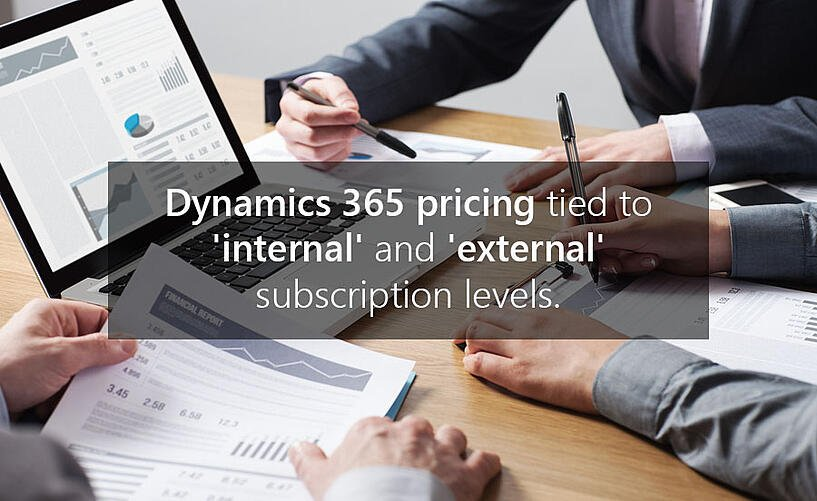 Dynamics 365 pricing tied to subscription levels..jpg