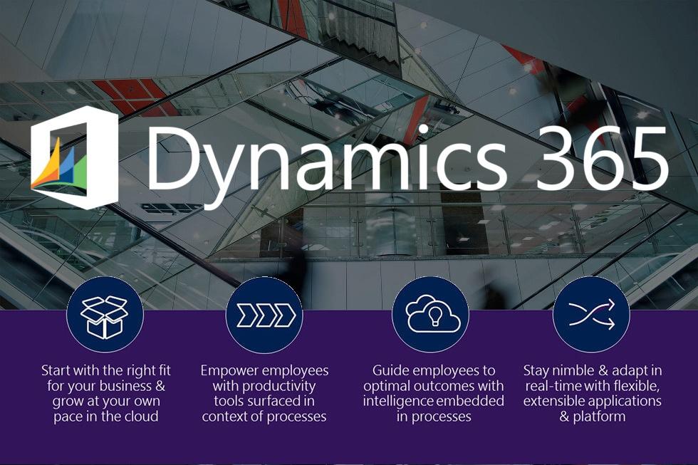 Microsoft Dynamics 365 Information