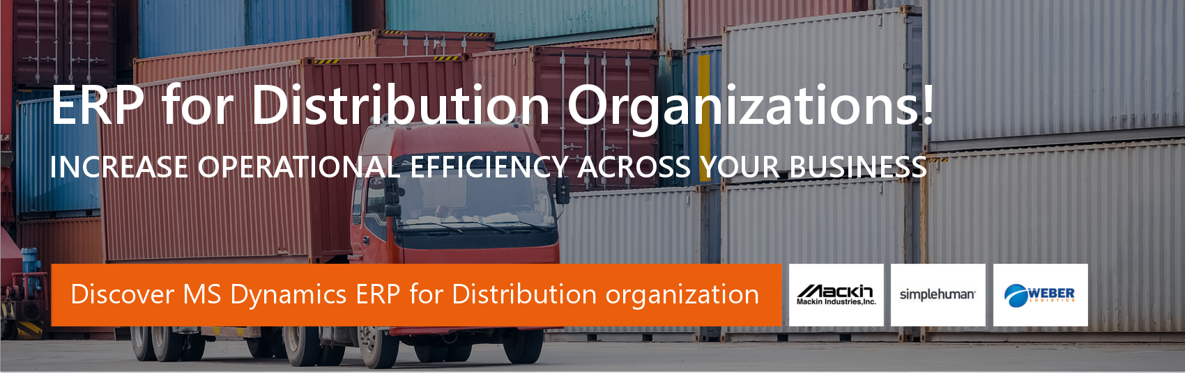 ERP for Distribution Businesses