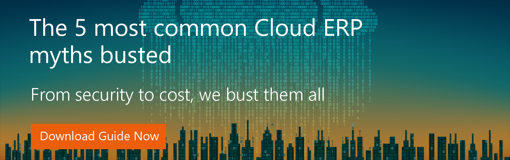 5 most common cloud ERP myths busted