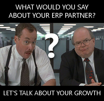 Request a New ERP Partner