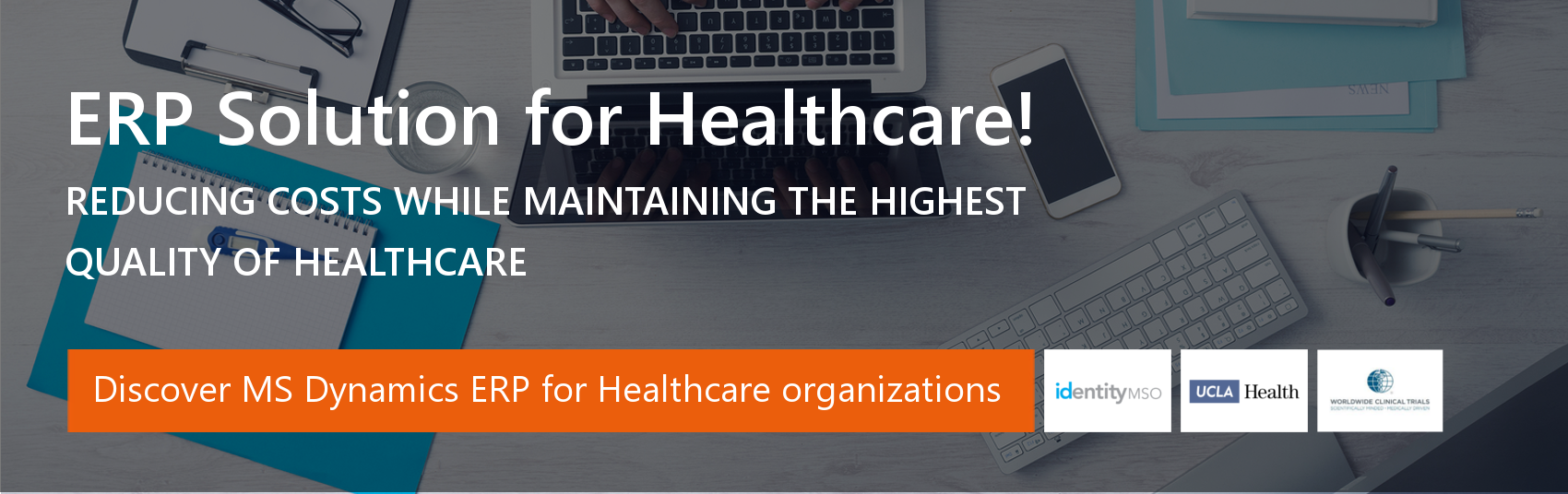 ERP for Healthcare Businesses