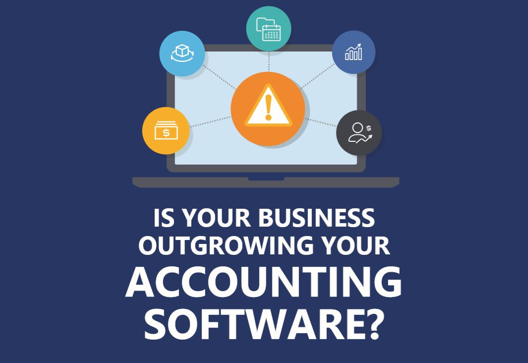 [Infographic] Is your business outgrowing your accounting software?