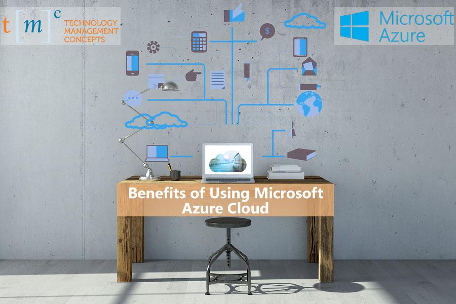 Benefits of Using Microsoft Azure Cloud