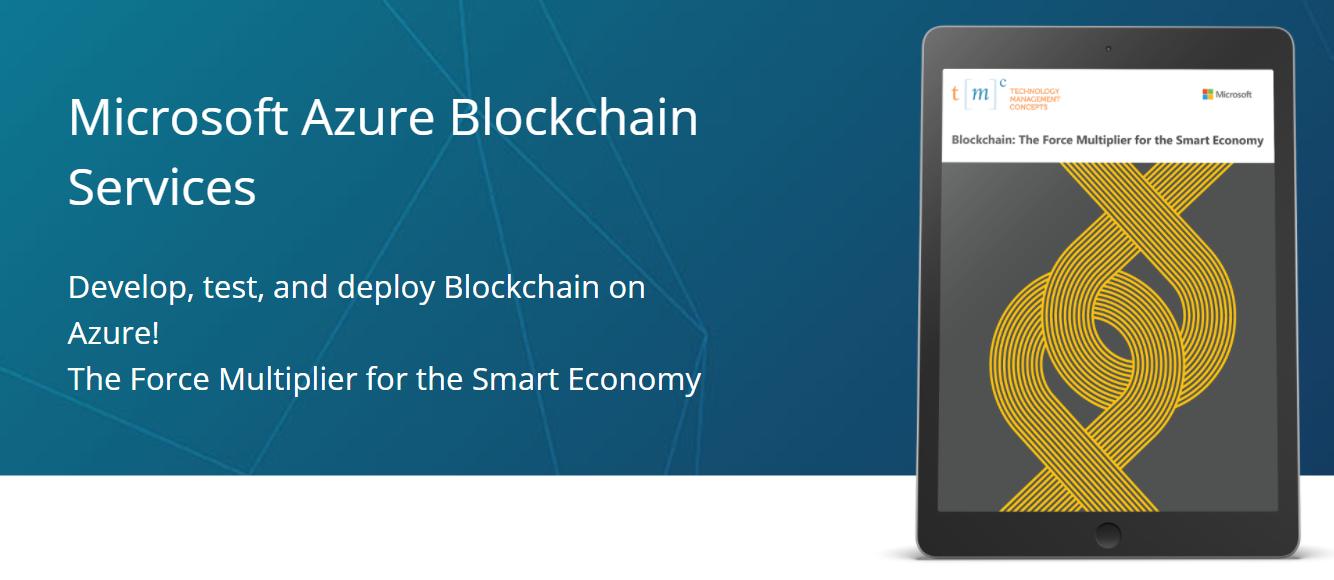 Introduction to Blockchain on Azure
