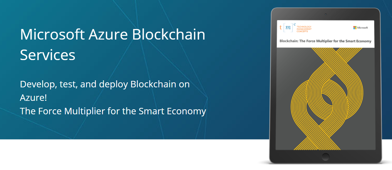 Introduction to Blockchain on Azure