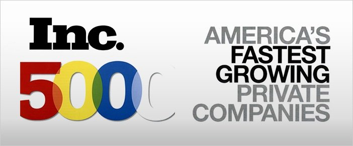 Technology Management Concepts Selected to the Prestigious Inc. 5000 List