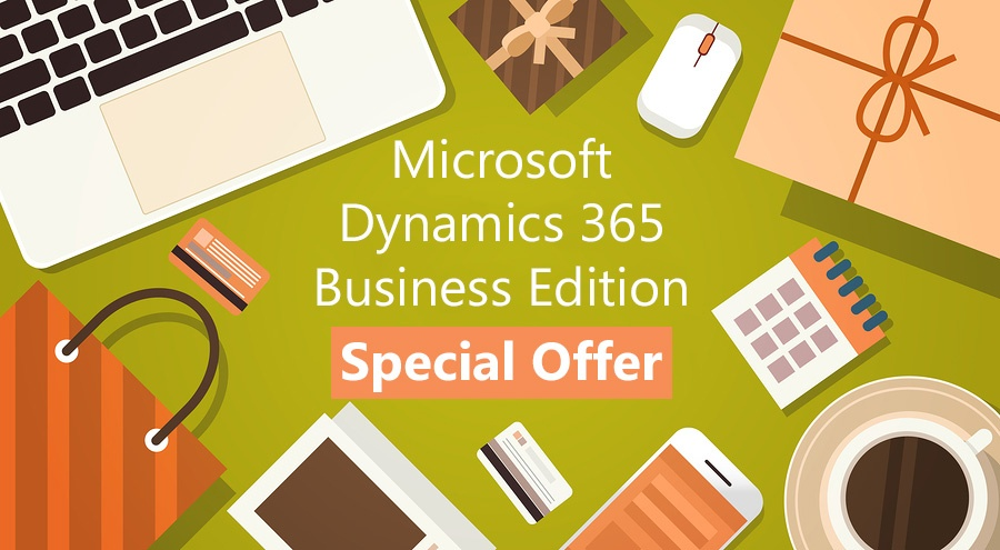 Winter Offer: Microsoft Dynamics 365 Business Edition
