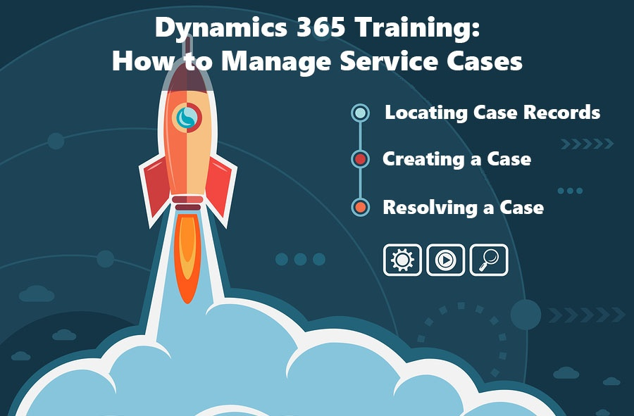 Dynamics 365 Training Session: How to Manage Service Cases