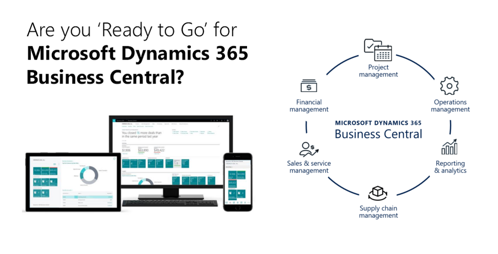 Dynamics 365 Business Central - Is your legacy IT ready for digital?