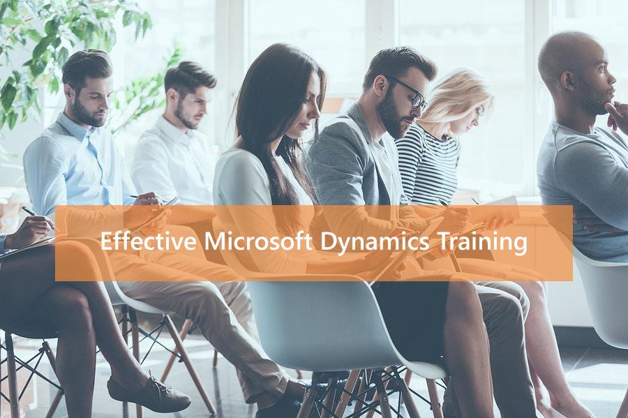 Effective Microsoft Dynamics Training