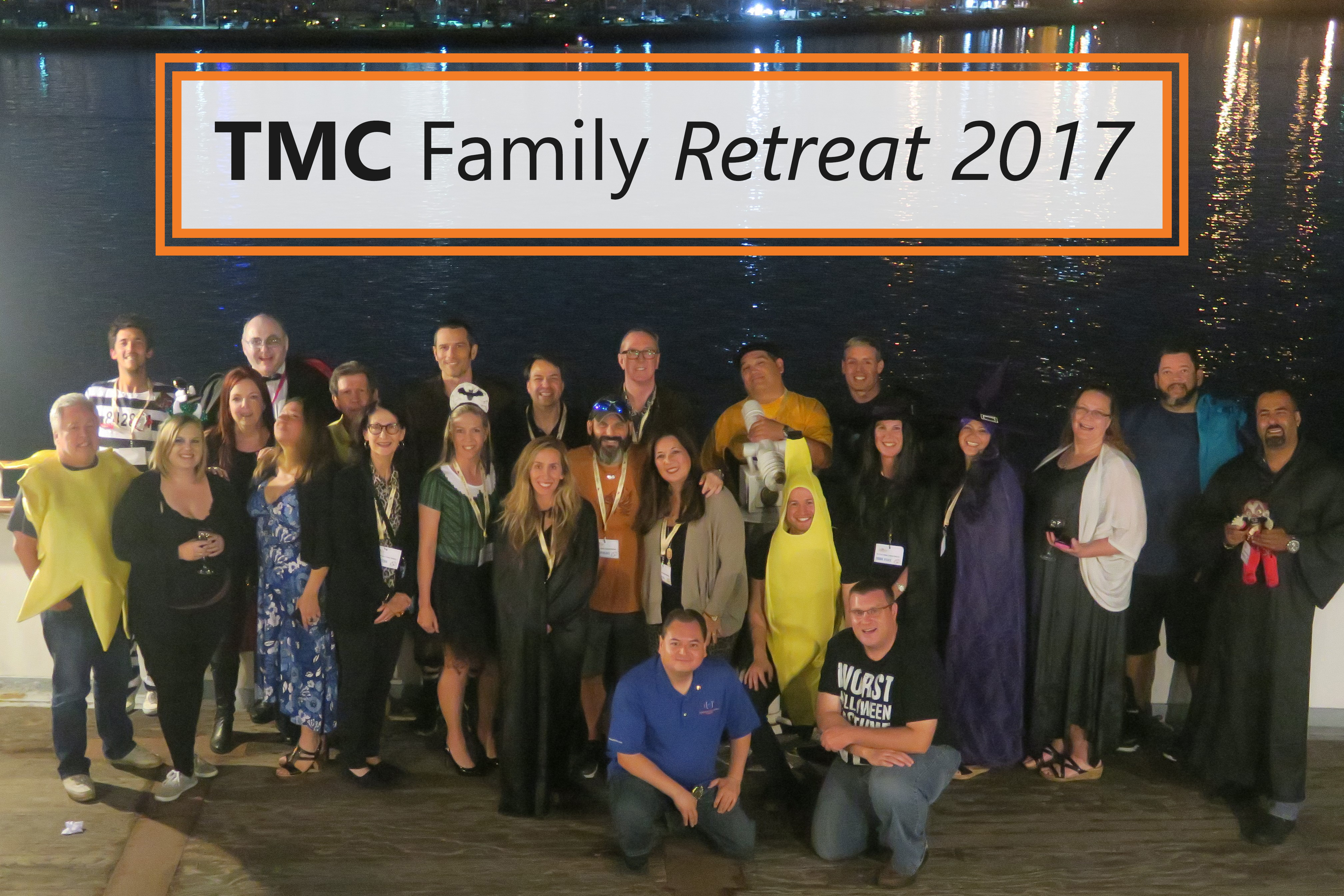 TMC Family Retreat 2017