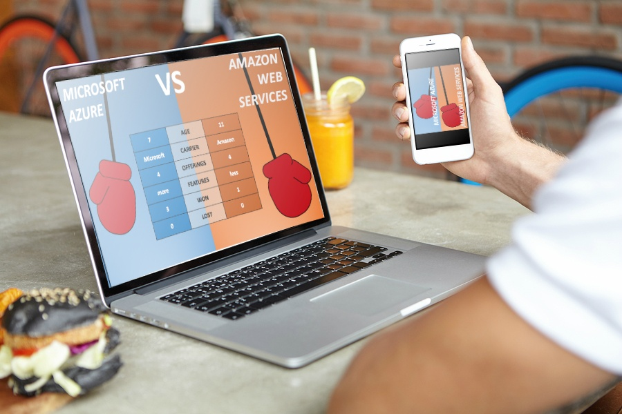 The Next Money Fight: Microsoft Azure vs AWS (our money's on Azure)
