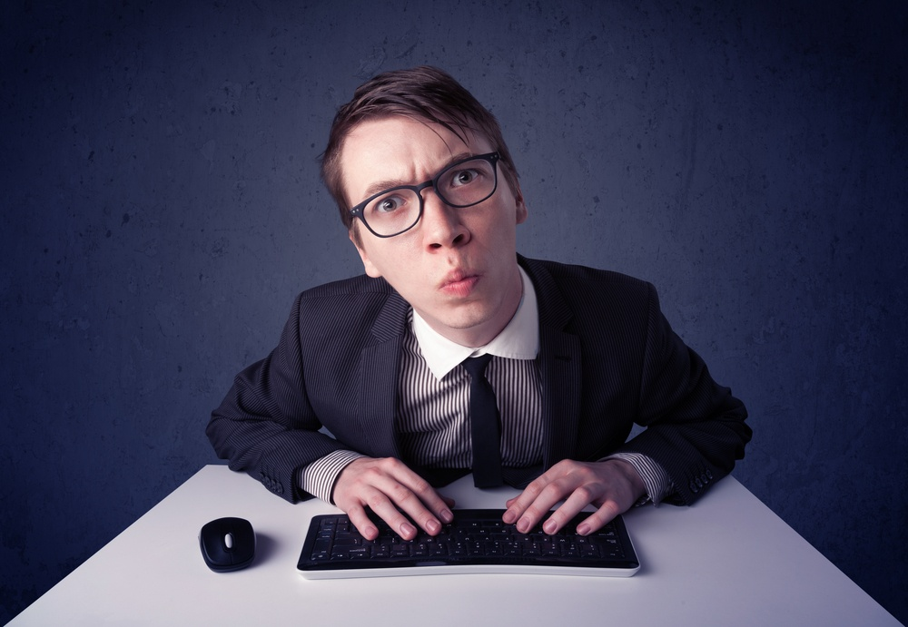 Hacker working with keyboard and mouse on blue background.jpeg>                                 </a>                                 <div class=