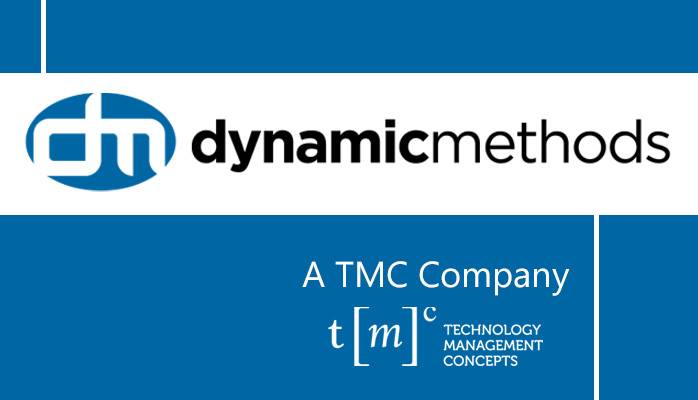 BIG NEWS: TMC has acquired Dynamic Methods!