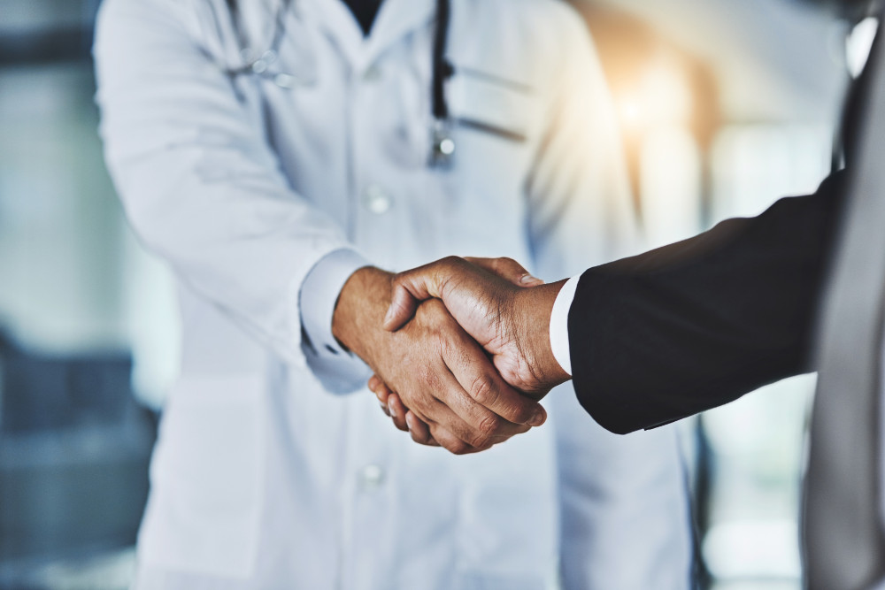 Why healthcare professionals need an ERP partner they can trust?