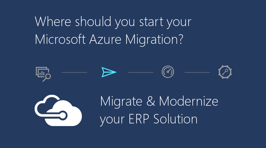 ERP Cloud Migration - Where Should you start your Azure Migration?