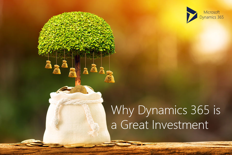 Why Dynamics 365 is a Great Investment