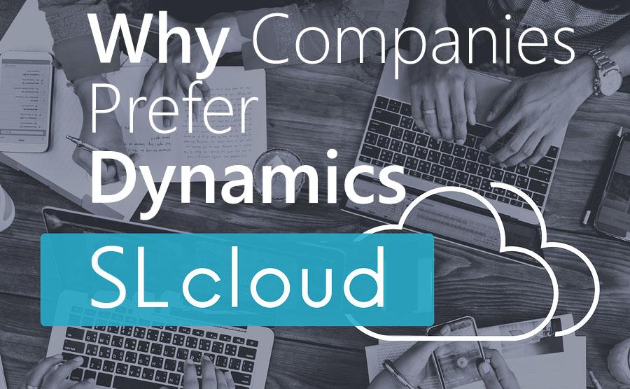 Why Companies Prefer Dynamics SL Cloud