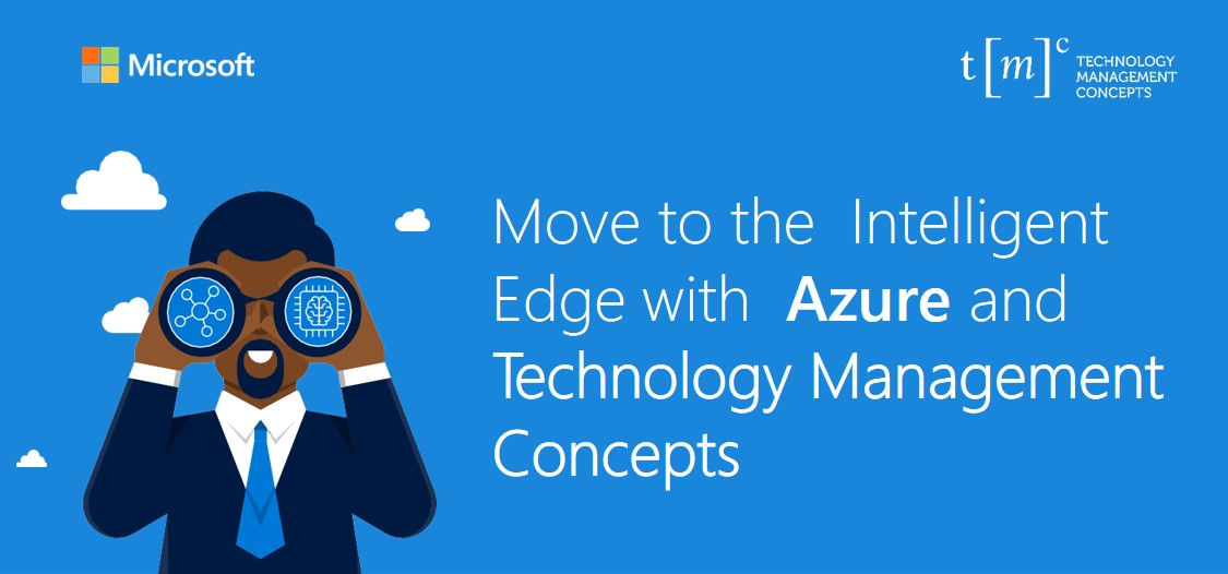 [Infographic] Why You Should Move to the Intelligent Edge with Azure