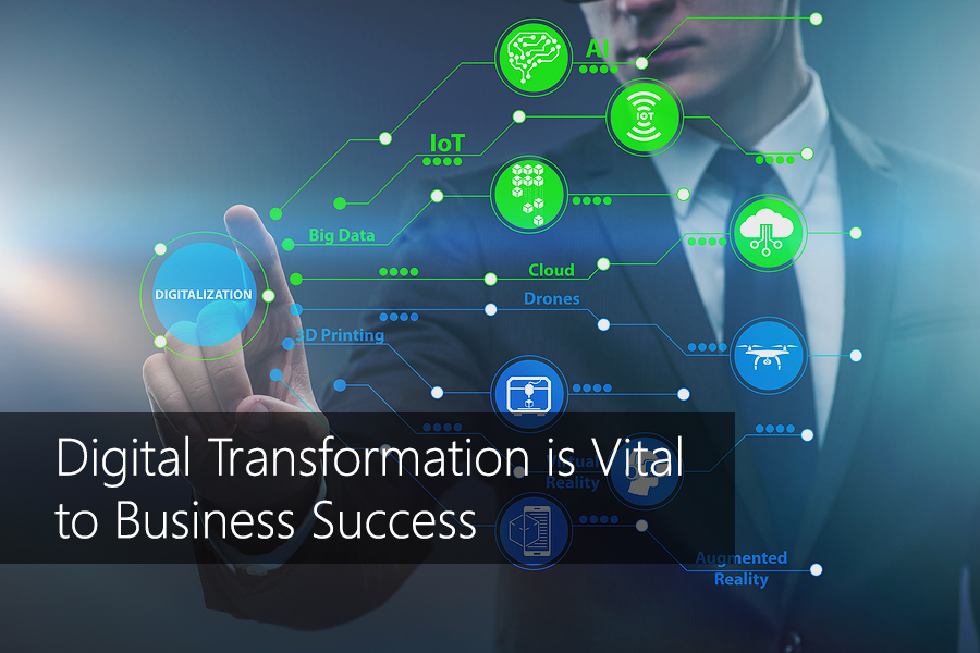Digital Transformation is Vital to Business Success
