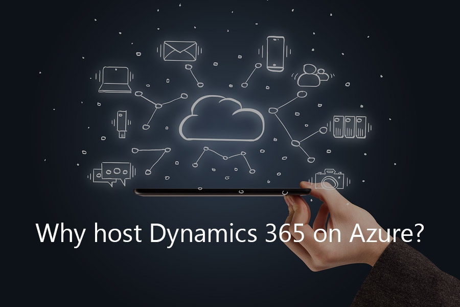 Why host Dynamics 365 on Azure?